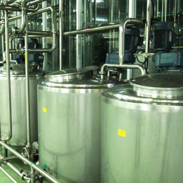 CIP-система в производстве мороженого