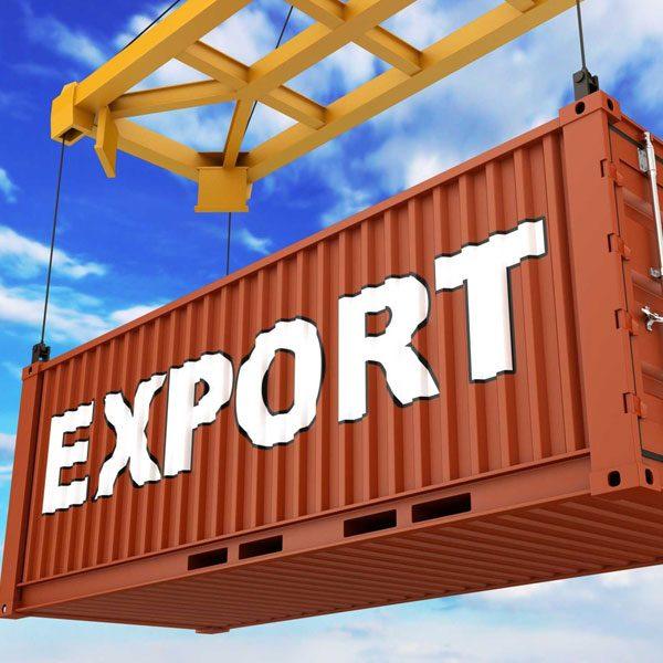 Экспортные услуки
