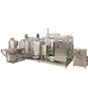 Оборудование для приготовления смеси мороженого