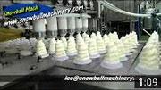 Линейные мороженое фасовочные автоматы для наполнения