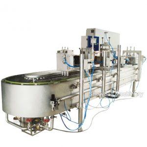 Оборудование овального вида для производства мороженого
