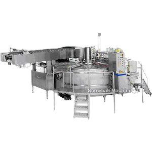 Оборудование для производства мороженого на палочке