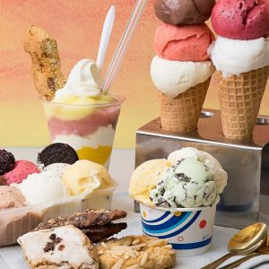 gelato-мороженое