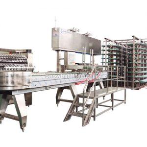 Экструзионная линия для производства мороженого