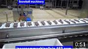 упаковочная машина для мороженого