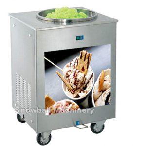 Оборудование для производства жареного мороженого