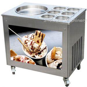 машина для производства ролл мороженое