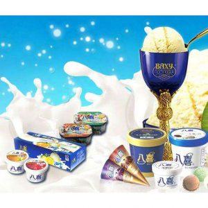 Мороженое в рожках или в стаканчиках