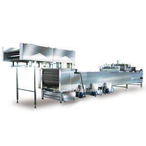 Оборудвание для производства фруктового льда