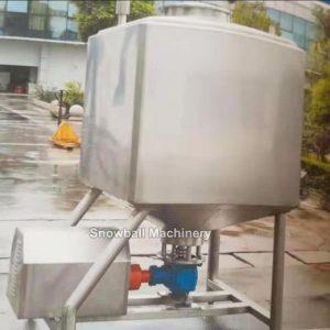 Высокоскоростной смеситель для мороженого