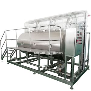 СИП мойка Оборудование для приготовления смеси мороженого