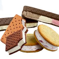 мороженого сэндвичей
